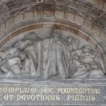 11 entrée Sacré-Coeur