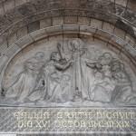 12 entrée 2 Sacré-Coeur