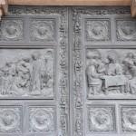 13 porte entrée Sacrée-Coeur
