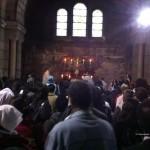 24 procession chapelles sous la Basilique