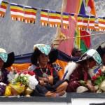 29 inauguration Stupa Diskit