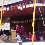 30 inauguration Stupa Diskit