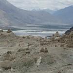 31 Nubra vallée monastère d'Ensa