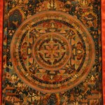 34 Mandala Tibétain