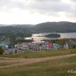 Mont Tremblant  et son lac