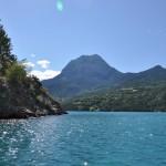 5 2 lac Serre-Ponçon Mont Morgon