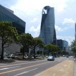 Marche de la Station de Nagoya à celle de Kanayama