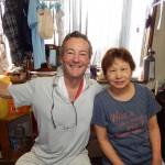 Kazua et Claude photo de Tasuo