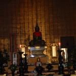 Bouddha intérieur du Temple Ishiteji