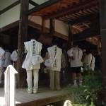 Fidèles au Temple Jōruriji (46)