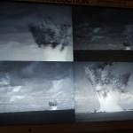 Explosion de la bombe A