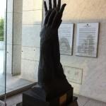 Sculpture pour la Paix