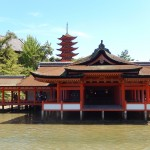 Itsukushima Shrine, pagode