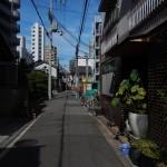 Maison S à droite, proche de Tanimachi 6 chrome