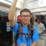 Au revoir Hung Maca jeune Taïwanais