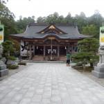Kumano Hongu Taisha, tous les chemins arrivent au dessus du Temple