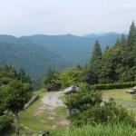 Quitte Hongu vers l'ouest vers Tanabe