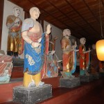 Collection de Statues Deva ou Myōō