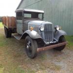Ford 1934, camion de notre hôte