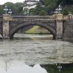 Pont Nijubashi, le palais impérial