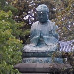 Bouddha au Temple du cimetière Yanaka