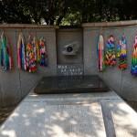 Flamme d'Hiroshima préservée