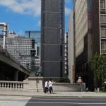 Tours d'Affaire en frange du quartier Ginza