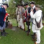 En lutte contre les américains voulant leur indépendance