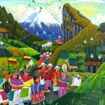 Pèlerinage au Cayambé Equateur