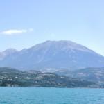 Mont Guillaume du lac de Serre-Ponçon