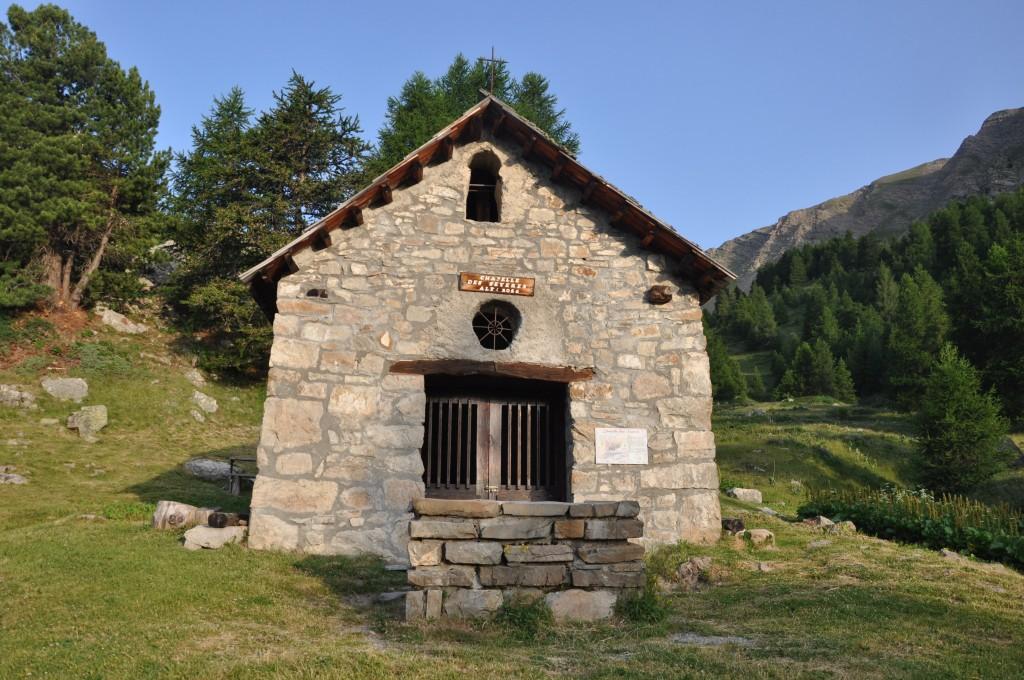 Chapelle des Séyères (2056m)