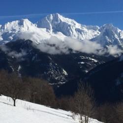 De Villemartin, le Grand Bec et les glaciers de la Vanoise