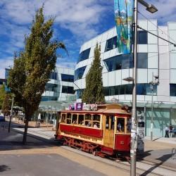 Tramway touristique sur Hyde street