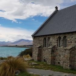 Chapelle du lac Tekapo