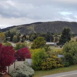 Mount Iron vu de Wanaka