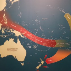 Mouvement de population des Iles de l'océan Pacifique