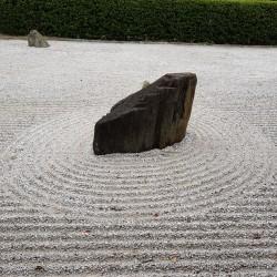 Shidoji temple 86, jardin Zen