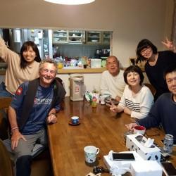 Yoshihiro, Mieko parents et soeurs de Mayu