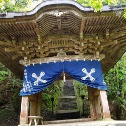 Entrée temple 45