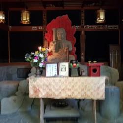 Intérieur temple 1
