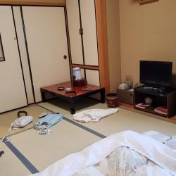 Ma chambre japonaise à Sekisho-in