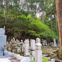 Ornements Bouddhistes sous les arbres