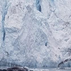 Glacier/fjord  Lamplugh
