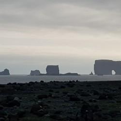 magnifique arche basaltique Dyrholaey