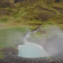 rivière Reykjadalsa